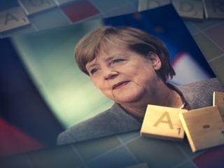 Mensch Merkel!