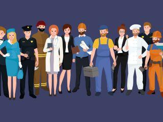 Die Job-Touristen: Wir lernen jetzt was Richtiges