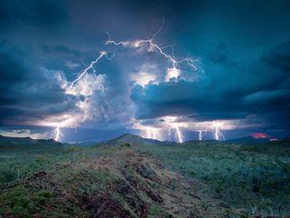 Magie des Monsuns: Ruhe vor dem Sturm