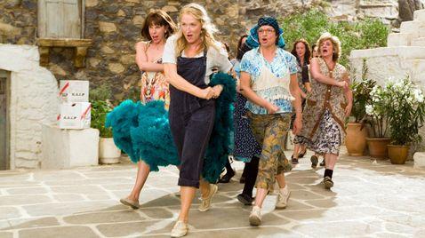 Mamma Mia! auf Universal TV