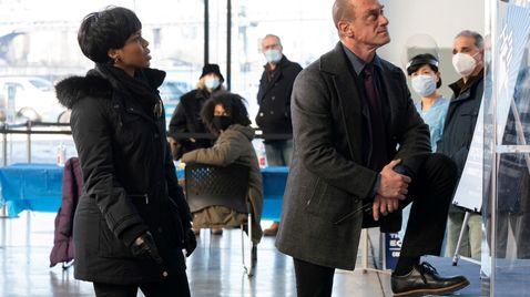 Law & Order: Organized Crime auf 13TH STREET