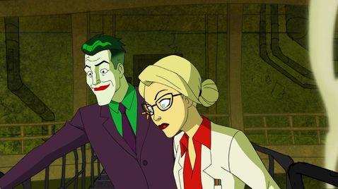 Harley Quinn auf Warner TV Comedy