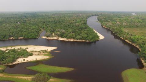 Brasilien ungezähmt auf Sky Nature