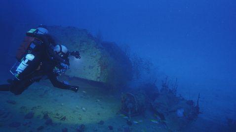Die Wrack-Ermittler - Unglück auf dem Meer auf National Geographic