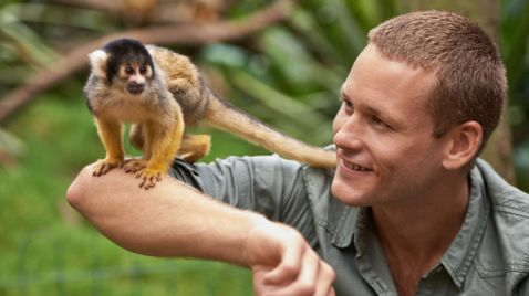 Zoo und so - Tierisch wild! auf ORF 1