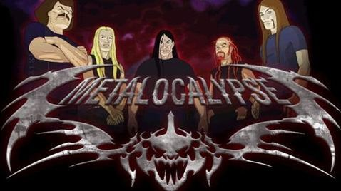 Metalocalypse auf Warner TV Comedy