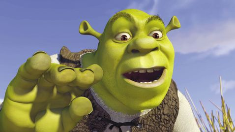 Shrek - Der tollkühne Held auf Sky Cinema Family