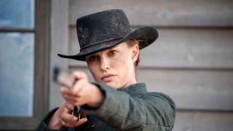 Die Unbeugsame - Jane Got a Gun auf HR