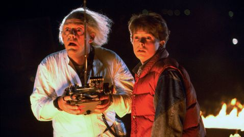 Zurück in die Zukunft auf Sky Cinema Best Of