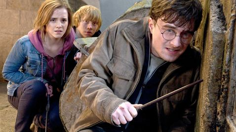 Harry Potter e i doni della morte auf Sky Cinema Special