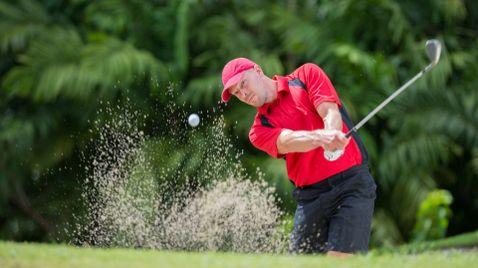 Golf: US PGA Tour