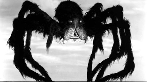 Tarantula auf Syfy