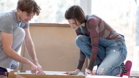 Jenny & Dave: Alte Häuser, neuer Look