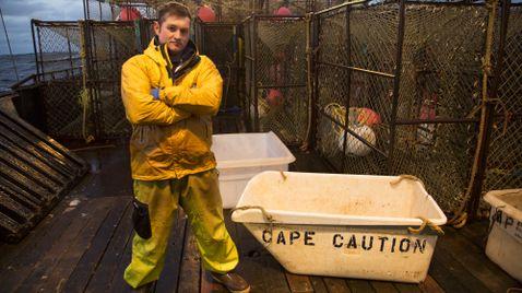 Fang des Lebens - Der gefährlichste Job Alaskas auf Discovery Channel