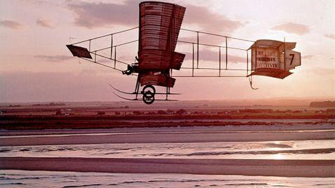 Die tollkühnen Männer in ihren fliegenden Kisten |