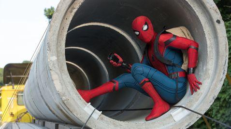 Spider-Man: Homecoming auf Syfy