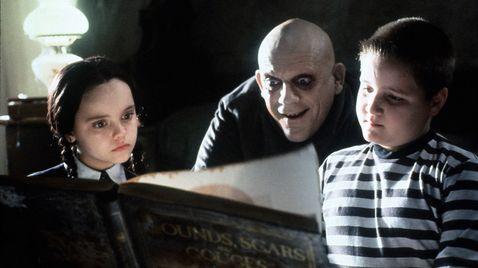 Die Addams Family auf Sky Cinema Family