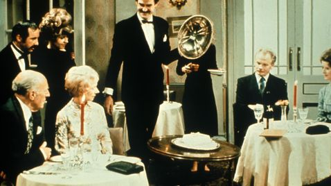 Fawlty Towers auf BBC Entertainment