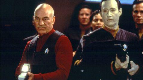 Star Trek: Der erste Kontakt auf Warner TV Film