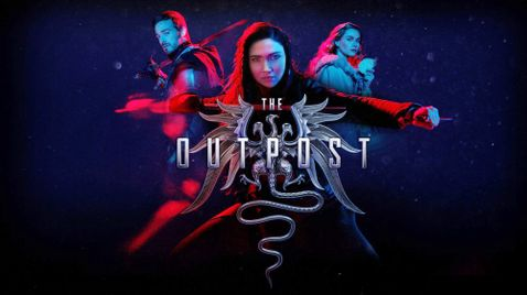The Outpost auf Syfy