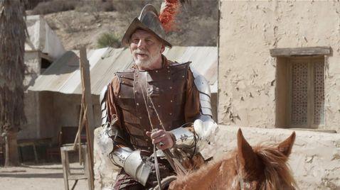 Don Quijote von der Mancha auf Silverline
