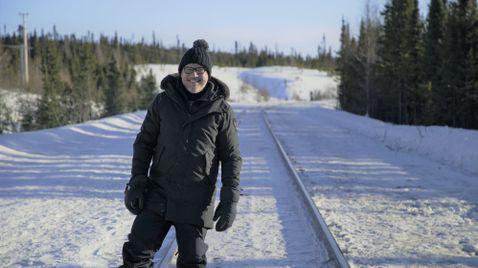Train-Hopping um die Welt auf Spiegel TV Wissen