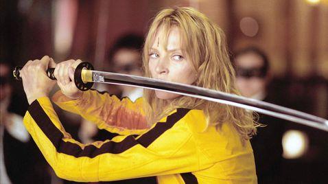 Kill Bill: Vol 1 auf Sky Cinema Best Of