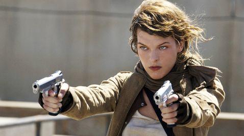 Resident Evil: Extinction   TV-Programm kabel eins