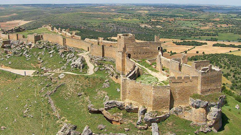 Spanien von oben - Geschichte(n) eines Landes
