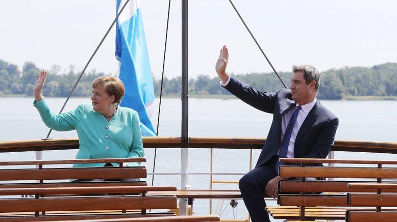 Merkel und die Bayern - Eine Liebe mit Hindernissen