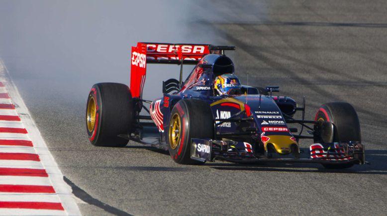 Formel 1: Großer Preis von Monaco
